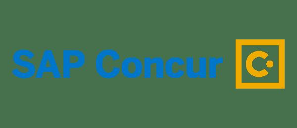 Logo Sap Concur 600x260