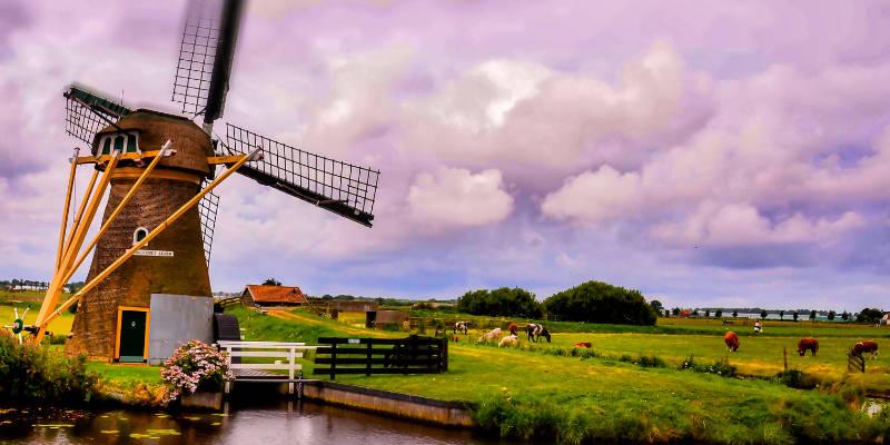 Deducción del IVA en Países Bajos para empresas no establecidas en su territorio