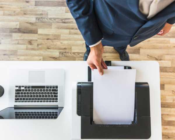 Digitalización de las facturas