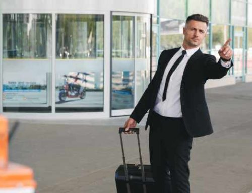 The taxi, key player in corporate travel