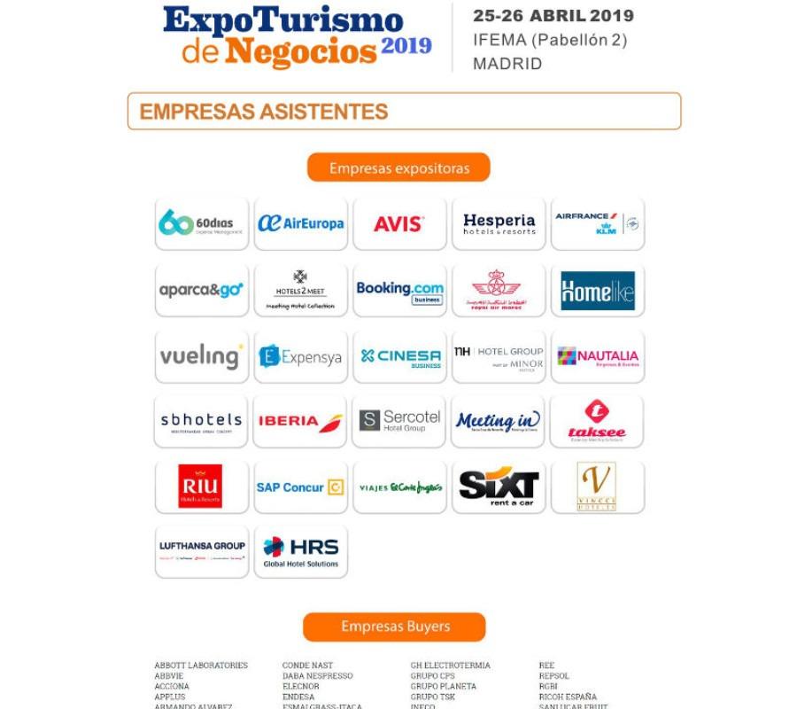 Expo Turismo de Negocios 2019
