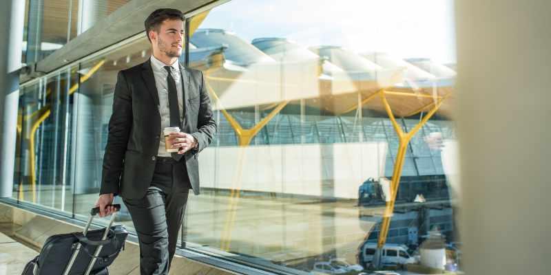 Más de la mitad de las empresas españolas vuelven a viajar