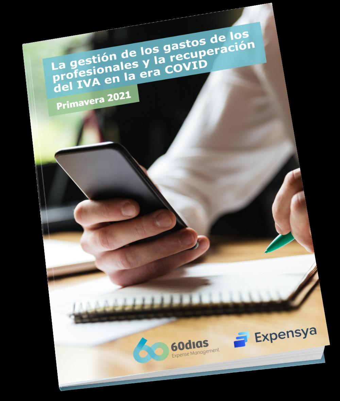 Mockup - La gestión de los gastos de los profesionales y la recuperación del IVA en la era COVID
