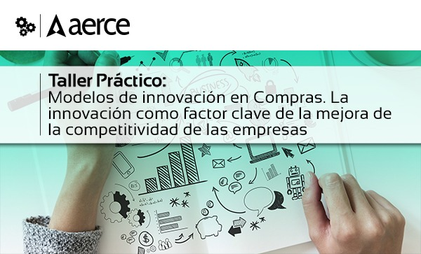 Taller de Innovación en Compras con AERCE en Barcelona